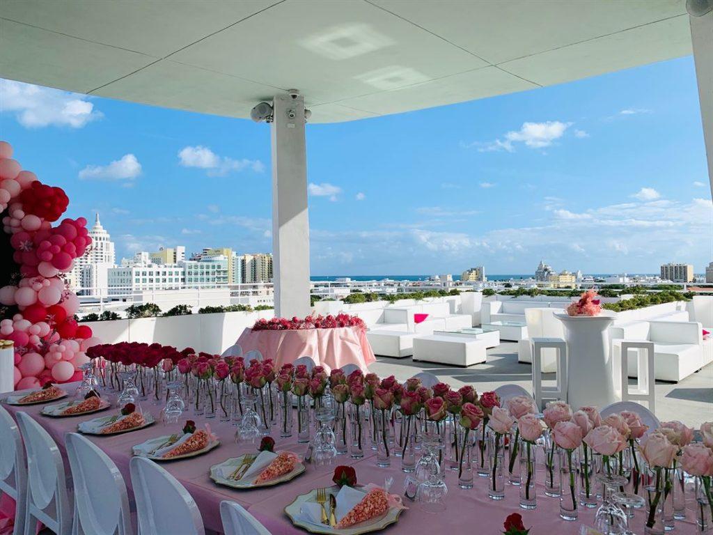 Skydeck Rooftop venues in Miami