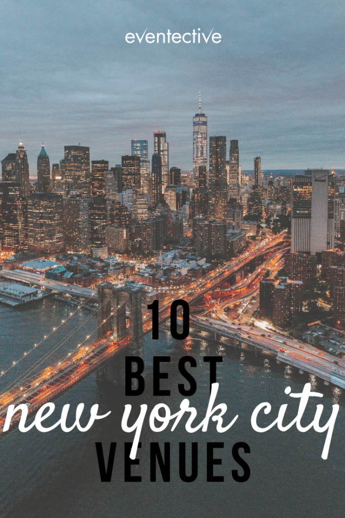 10 best venues in new york city
