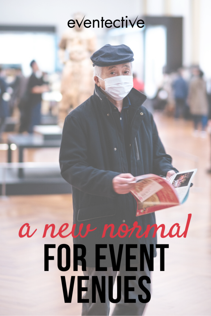 a new normal for event venues