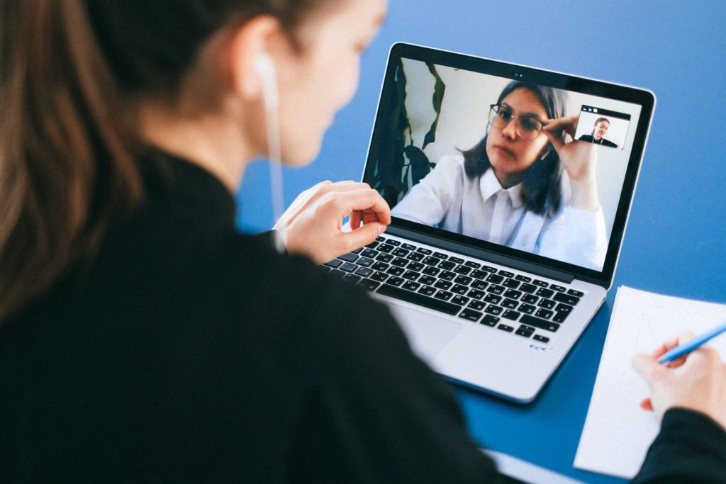 ask questions on your virtual meetings
