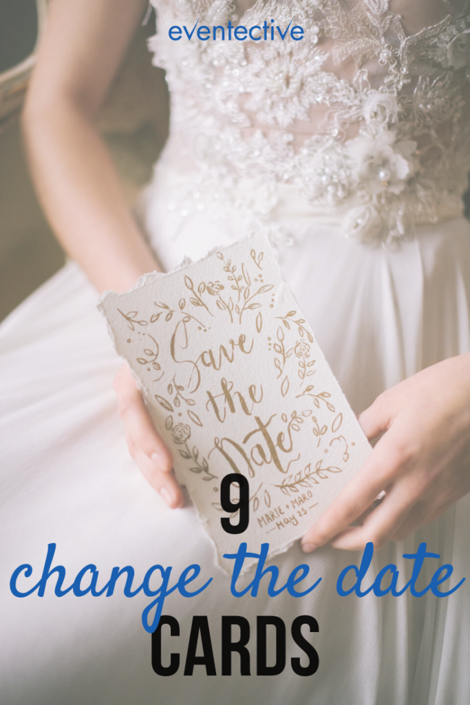 9 change the date cards