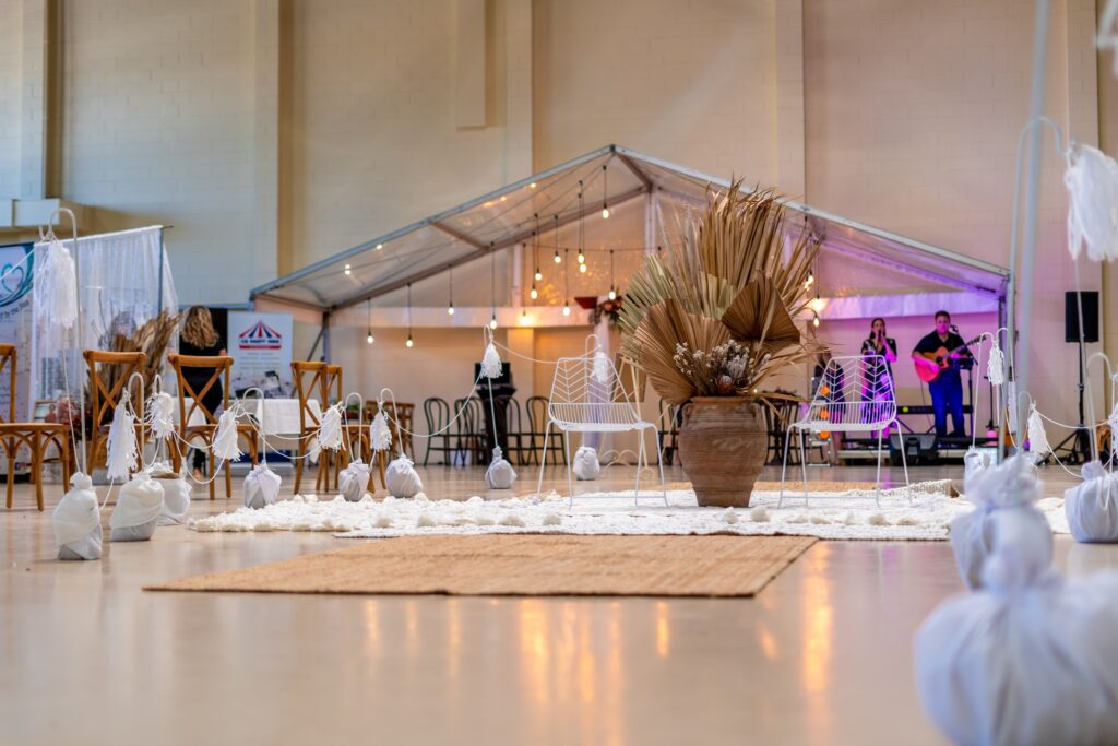 choose an event venue in the right location