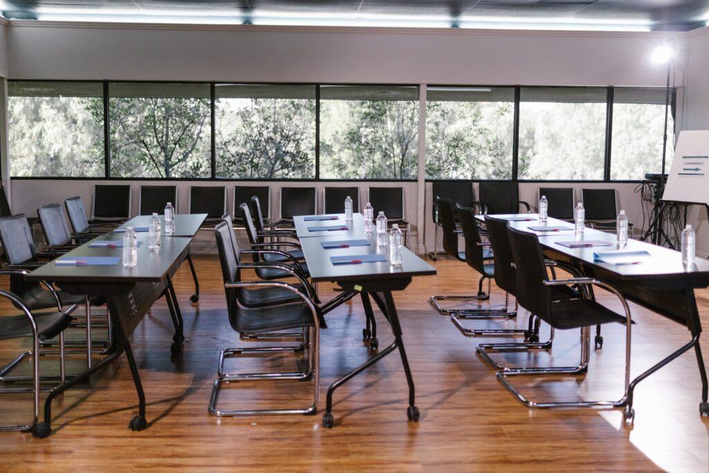 premium venue amenities includes event planning services