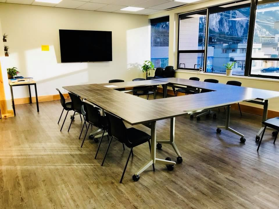 Unique Venues for Your Next Mixer include coworking space
